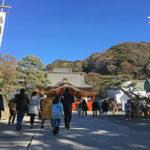 学問の神様・菅原道真公を祀る三天神社の一つ「荏柄天神社」
